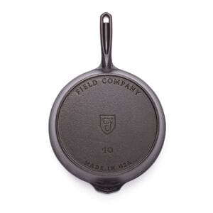 Best Made Field #10 Cast Iron Skillet