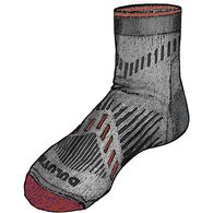 MN 7-Year Performance LW Quarter Socks GRAYHEA MED