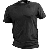 Men's Buck Naked Performance Crew Undershirt BLACK