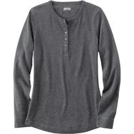 Women's Longtail T Long Sleeve Henley T-Shirt HEAG