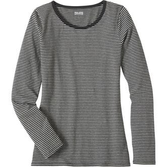 2a1a515a8d6a0 Women's No-Yank Long Sleeve Scoop Neck T-Shirt | Duluth Trading Company
