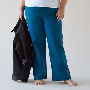 Women's Plus NoGA Classic Relaxed Leg Pants