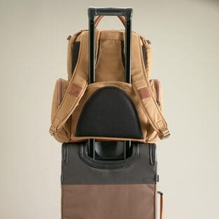 Fire Hose Bulldozer Backpack 2.0