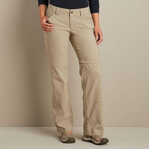 Women's Dry on the Fly Zip Off Pants