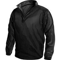 Men's Devil Track Fleece Base Layer 1/4 Zip Mock