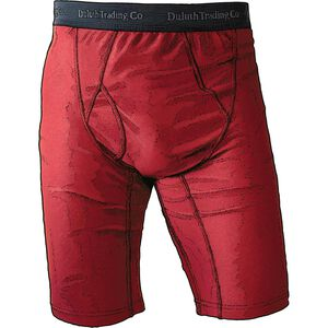 Men's Buck Naked Performance Extra Long Boxer Briefs