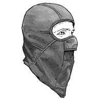 Men's Shoreman's Fleece Face Mask GPGHTHR XL/2XL