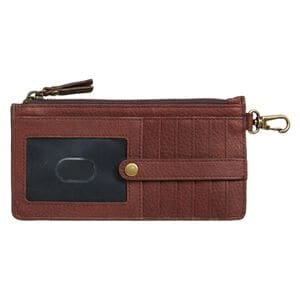 Women's Lifetime Leather Phone Wallet