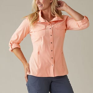 Women's Sol Survivor Sun Protection Shirt Jac