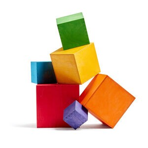 Best Made Grimms Multi Colored Boxes