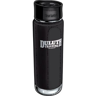 Duluth Trading 20oz Insulated Thermos BLACK