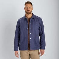 Men's 40 Grit Standard Fit Lined Shirt Jac