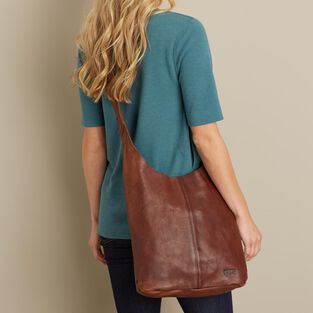 Women S Lifetime Leather Crossbody Bag