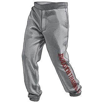 5c94eb9f68ebc6 Men's Fleece Logo Sweatpants | Duluth Trading Company