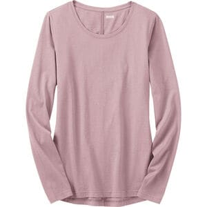 Women's Plus Longtail T Lightweight Long Sleeve