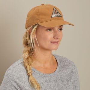 Triangle Patch Hat
