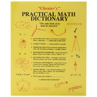 Practical Math Dictionary