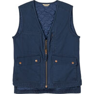 Women's Can-Do Canvas Vest