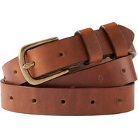 Women's Endlessly Adjustable Belt BROWN S/M
