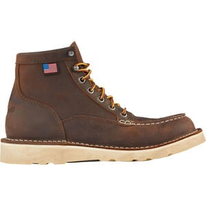 Women's Danner Bull Run Moc Toe Boots