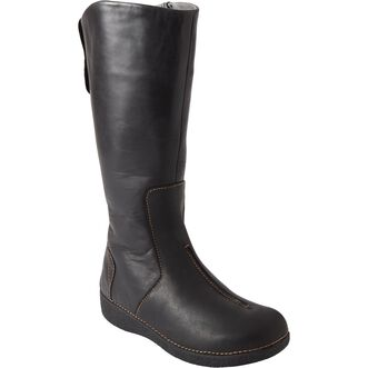 f318c44bbdf Women s Andina Leather Boots Wide Calf