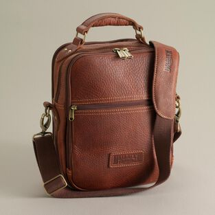 Leather Travel Bag 2.0