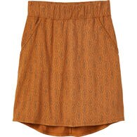 Women's Plus To 'n' Flow Jersey Skirt