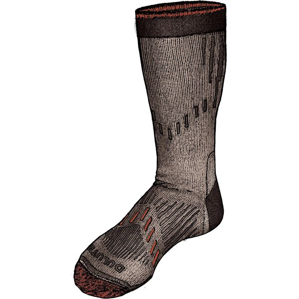 Men's 7-Year Performance Lightweight Crew Socks
