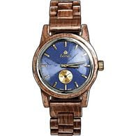 Hampton Wood Watch BROWN