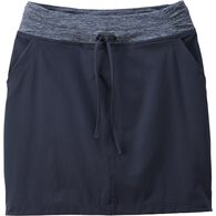 Women's Plus Armachillo Cooling Skort MIDNBLU 24W