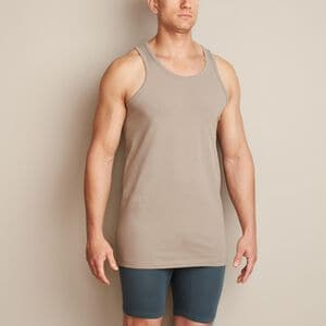 Men's Free Range Organic Cotton Tank Undershirt