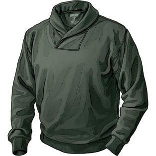 Men's No B.S. Fleece High-Neck Sweatshirt DEEPEGR