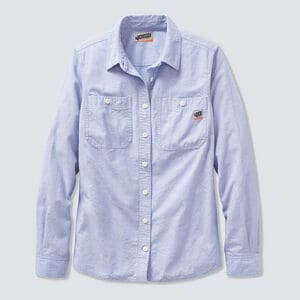 Women's 40 Grit Chambray Shirt