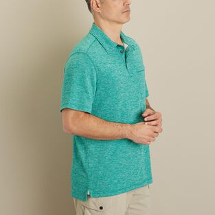 Men's Armachillo Cooling Short Sleeve Polo Shirt