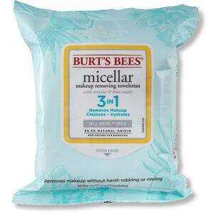 Burt's Bees Micellar 30ct Facial Cleansing Towellettes
