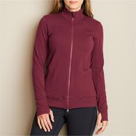 Women's Hot NoGA Stretch Jacket BORDEAUX X-SMALL