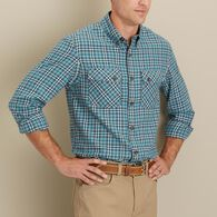 Men's Free Swingin' Wicking Flannel Shirt YOBPLAD