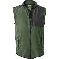 Men's Checkpoint Fleece Full Zip Vest