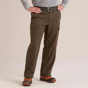 Men's DuluthFlex Fire Hose Rlxd Fit Lined Cargo Pants