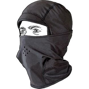 Men's Stretch Brimmed Balaclava