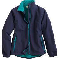 Women's Grab Fleece-Lined Jacket STRMBLU MED
