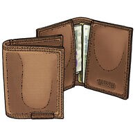 Men's Slim Fire Hose Card Wallet