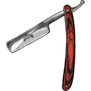 Real Deal Straight Razor
