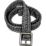 Men's Alaskan Hardgear Paracord Bailout Belt BLACK