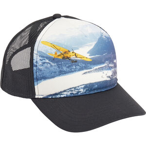 Men's AKHG Sublimated Trucker (Mid Crown Fit)