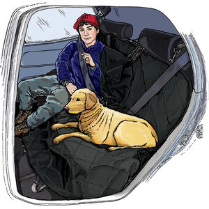 Deluxe Seat Saver