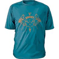 Men's Longtail T Shoot from the Hip Logo T-Shirt O