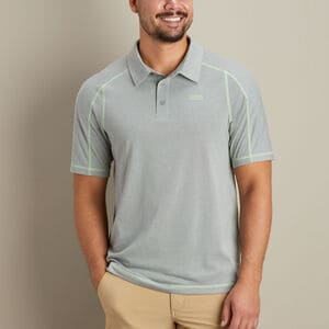 Men's AKHG Catch & Drirelease Short Sleeve Polo