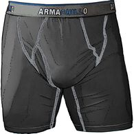 Men's Armachillo Cooling Boxer Briefs BLACK LRG