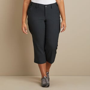Women's Plus Dry on the Fly Capris